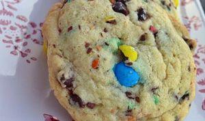 Cookies crazy au M&M'S