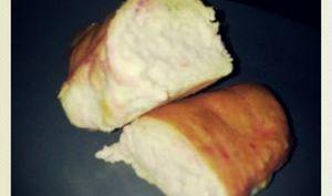 Eclairs au jambon
