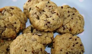 Cookies aux graines