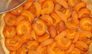 Tarte express à l'abricot