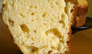 Brioche végétale sans machine à pain