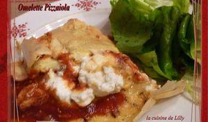 Omelette pizzaiola