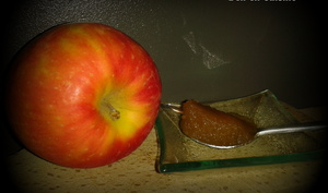 Ma Presque pâte de fruit à la Pomme Granny Smith