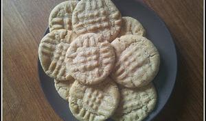 Cookies aux épices et sirop d'érable