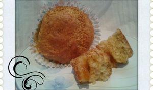 Muffins gourmand au coeur d'abricot