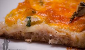 Pain perdu au fenouil et au Brie