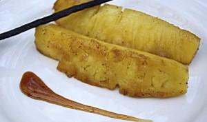 Ananas rôtis