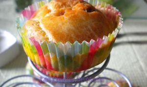 Petits muffins au chorizo
