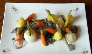 1er B.A.C. sur les légumes primeur