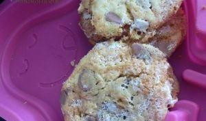 Cookies Marshmallow Fluff et pépite de chocolat