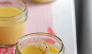 Crèmes à la mangue