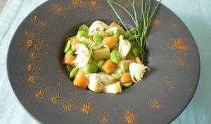 Etouffé de légumes à basse température