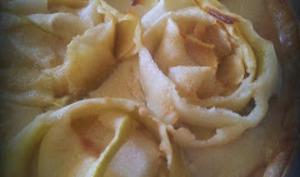 Tarte au pommes sans gâchis de Pap's