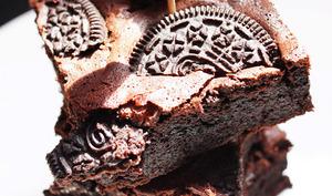 Brownie aux Oreo