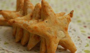 Sablés Feta – Piment d'Espelette