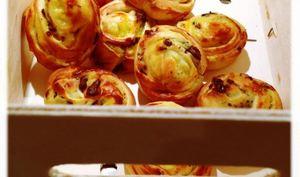 Les escargots du boulanger
