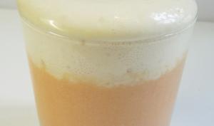 Emulsion vanillée