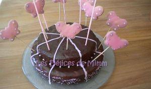 Gâteau aux papillons de Valina
