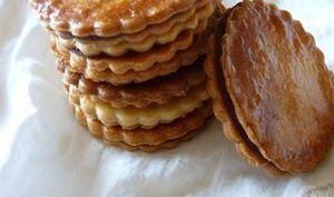 Biscuits beaux comme des princes