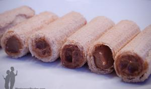 Cigares au praliné de Carambar