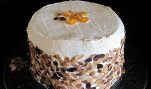 Layer cake aux kumquats