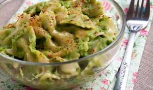 Sauce brocolis