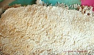 Bar en croûte de sel
