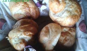 Petites brioches siciliennes et Granita de café à la crème chantilly