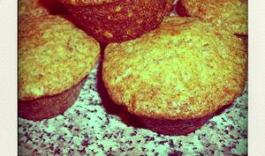 Muffins chocolat blanc et speculoos