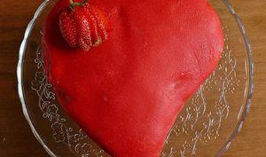 Comme un fraisier
