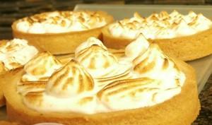 Les tartes au citron meringuées