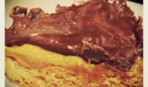 Sablés chocolat caramel