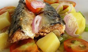 La sardinette en saladette tiédette