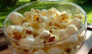 Pop Corn Salé à la Tomme de Brebis