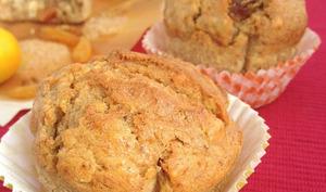 Les muffins Banane et kumkats