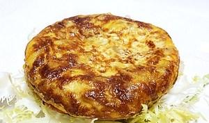 Tortilla de patata rapide aux chips