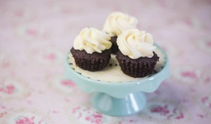 Mini cupcakes choco-passion