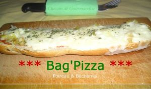 Bag' Pizza
