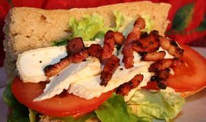 Sandwich gourmand