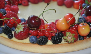 Festival de fruits rouges