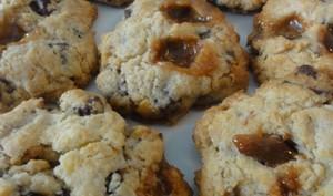 Cookies caranougat