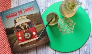Maddie on Things et Ginger beer de Jamie Oliver