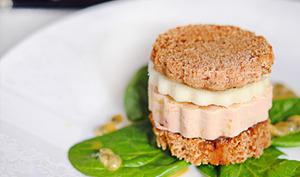 Comme un burger de foie gras