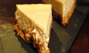 Le fabuleux New-York Cheesecake