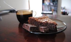 Gâteau moelleux au chocolat gourmand et rapide