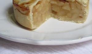 Apple pie ou tourte aux pommes