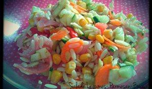 Salade Multi-Légumes légère