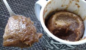 Mugcake au chocolat milka
