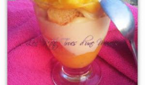 Tiramisu à la mangue