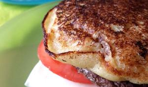 Galettes Mousline façon Hamburger